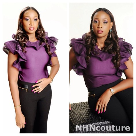 YOU SURE ROCKED OUR @nhn_couture TOP FABULOUSLY @yettieboo_giftshack