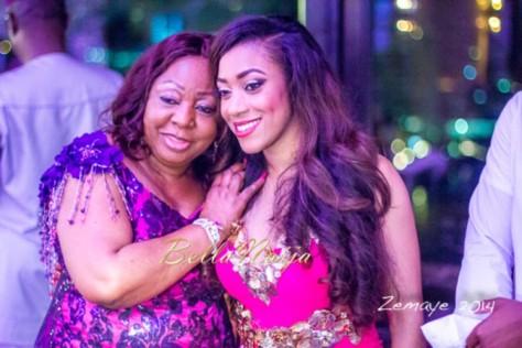Senator Ita Giwa Daughters Wedding Guests in NHN Couture Asoebi10