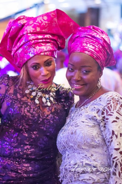 Senator Ita Giwa Daughters Wedding Guests in NHN Couture Asoebi11