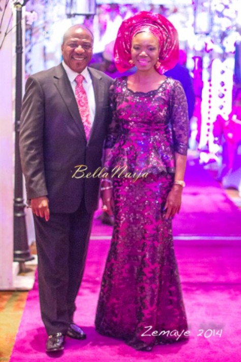 Senator Ita Giwa Daughters Wedding Guests in NHN Couture Asoebi12