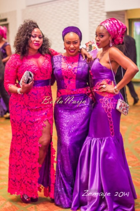 Senator Ita Giwa Daughters Wedding Guests in NHN Couture Asoebi13