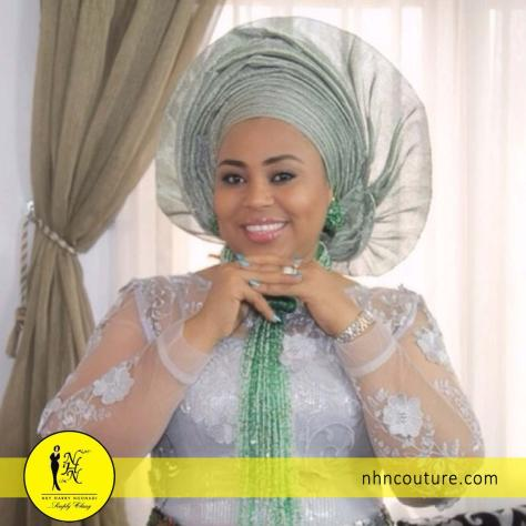 Still looking stunning in NHN Couture- Asba Emami