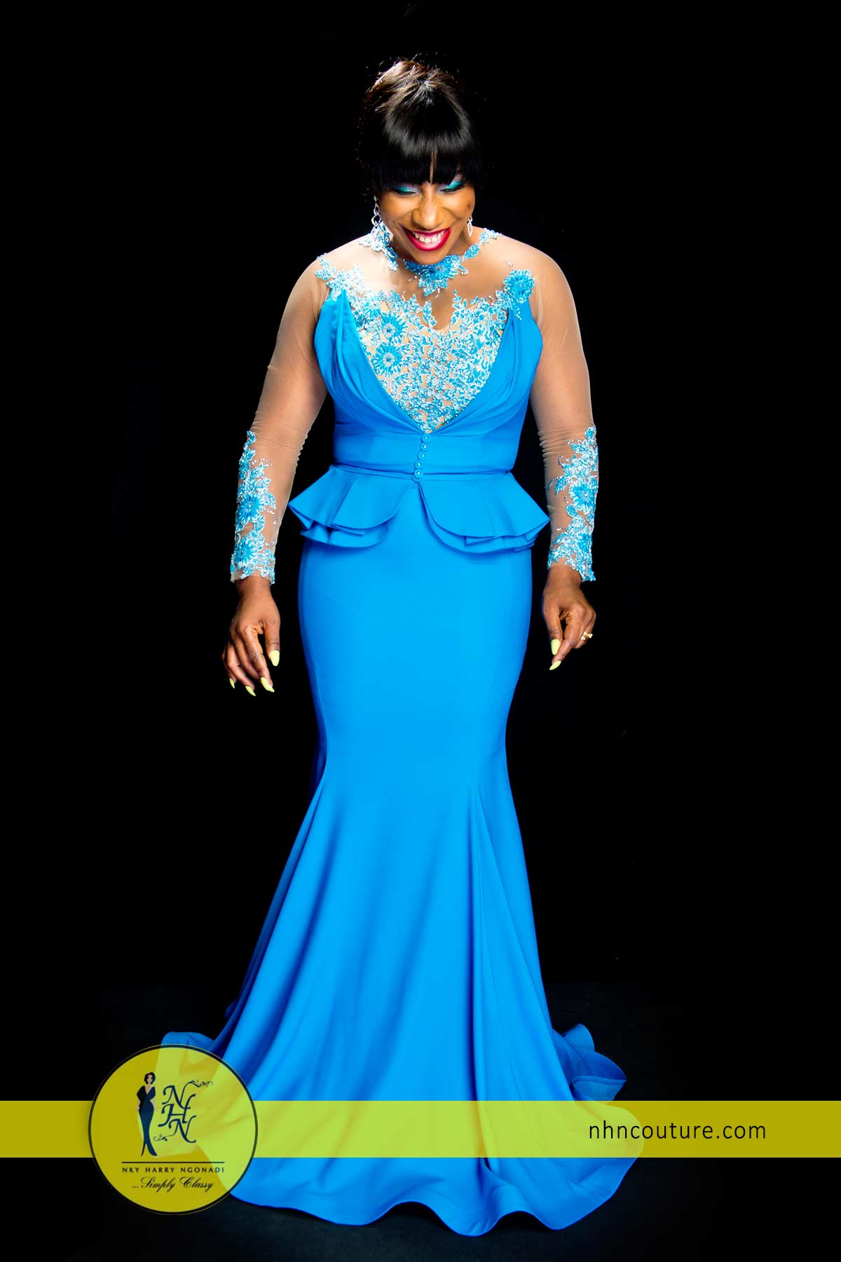 NHN Couture Fouad Sarkis Collection Nigeria