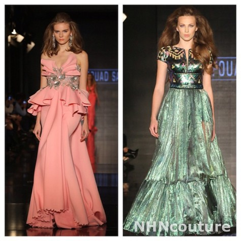 Fouad Sarkis Couture Evening Gowns for NHN Couture-2015-1