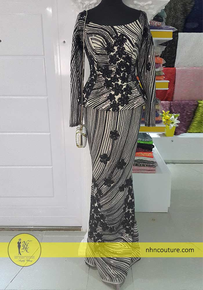 NHN-Couture-Ready-to-Wear-Black-and-Cream-Asoebi