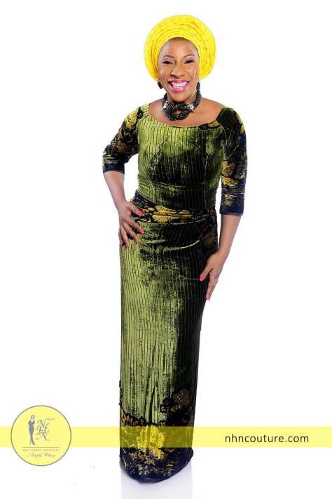 NHN-Couture-Army-Green-Velvet-Asoebi2