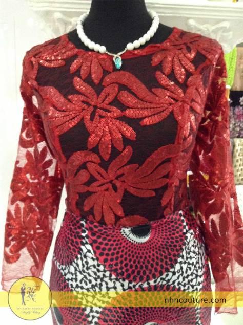 NHN-Ready-to-wear_Asoebi_Nigerian-Traditional-Attire_Red-Asoebi_Lace-and-Ankara