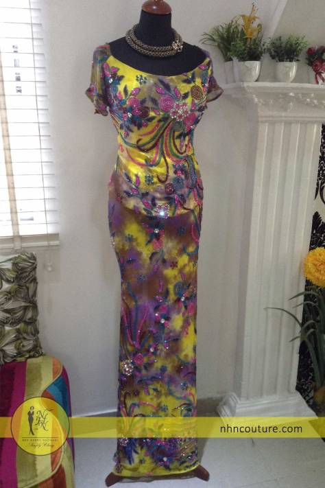 ready-to-wear_asoebi_nigerian-traditional-attire_sequined-yellow-lace_NHN