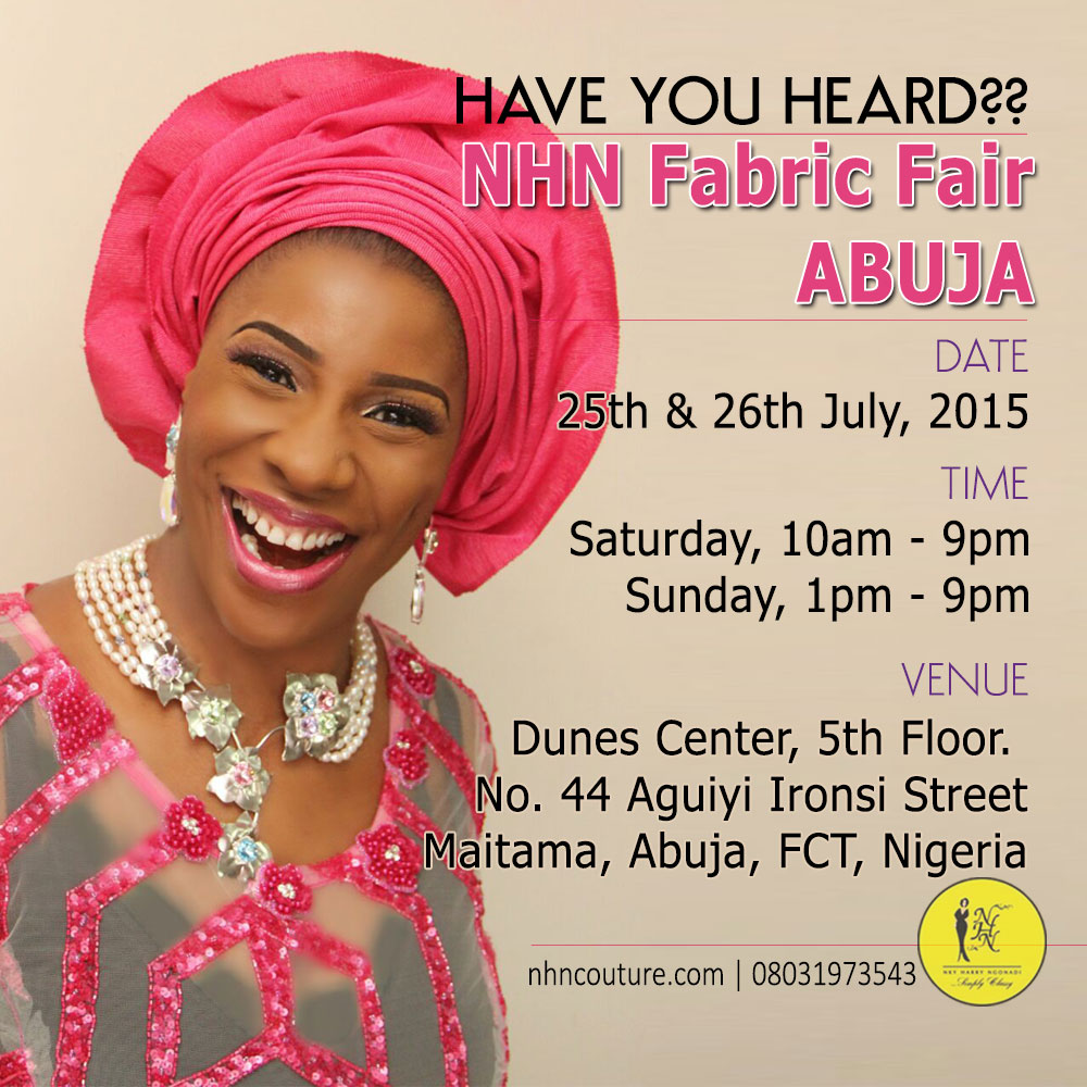 Save-the-Date_NHN-Fabric-Fair-Abuja_July 26 and 26-2015