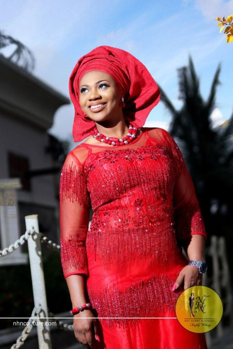 Spotted-in-NHN_red-gele_single-tone-red-fitted-top-and-wrapper3