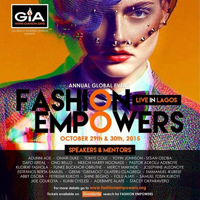 Fashion Empowers_Lagos