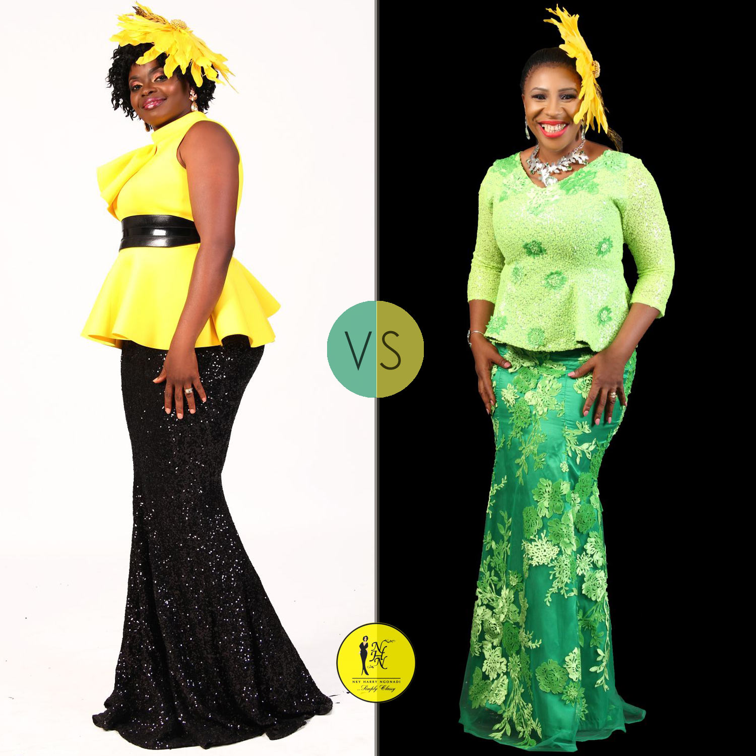 NHN-Couture_the-Traditional-Urban-Chic_Yellow-Fascinators-Blog-3